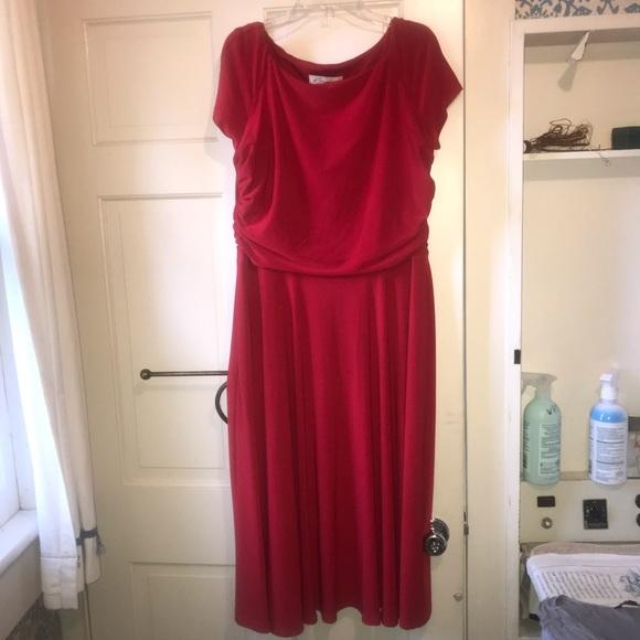 Kim Rogers Dresses & Skirts - Beautiful red dress